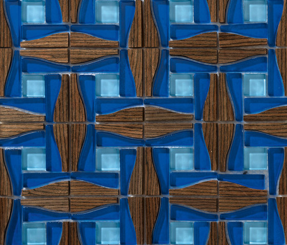 Dialoghi Agile op.1 by Mosaico+ | Glass mosaics