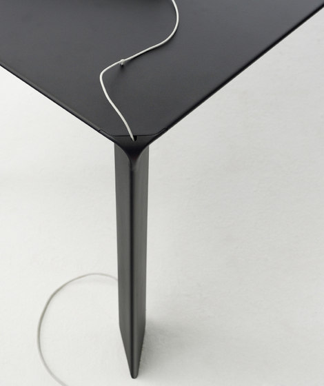Steel table de Arco | Tables de restaurant