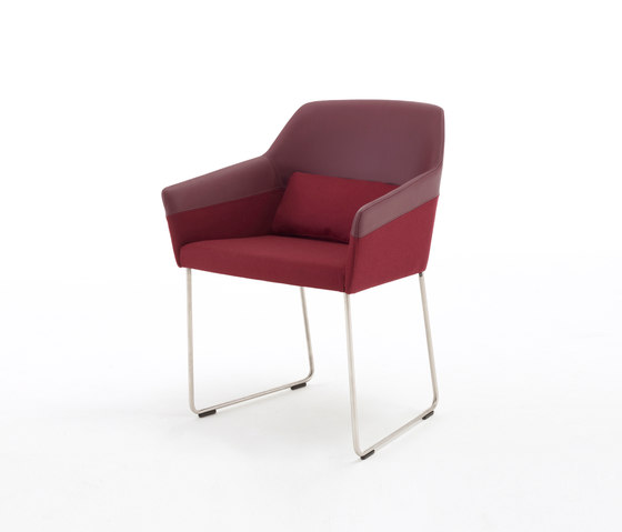 Sketch regular by Arco | Visitors chairs / Side chairs