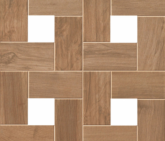 Etic Noce Cassettone by Atlas Concorde | Floor tiles