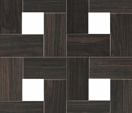 Etic Ebano Cassettone by Atlas Concorde | Floor tiles