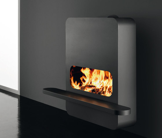 Wall_B by antrax it | Wood fireplaces