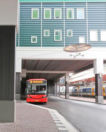 Applications | City hall Zaandam by Troldtekt | Ceiling systems