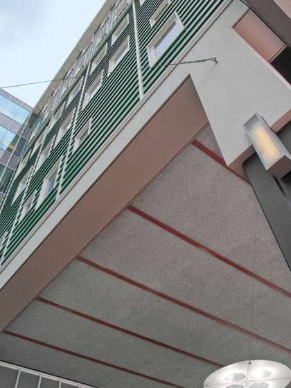 Applications | City hall Zaandam von Troldtekt | Deckensysteme