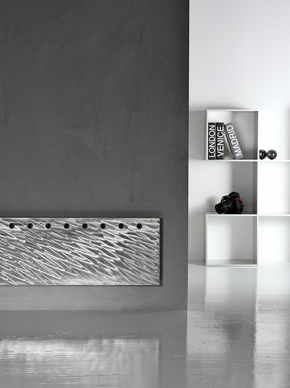 Flat by antrax it | Radiators