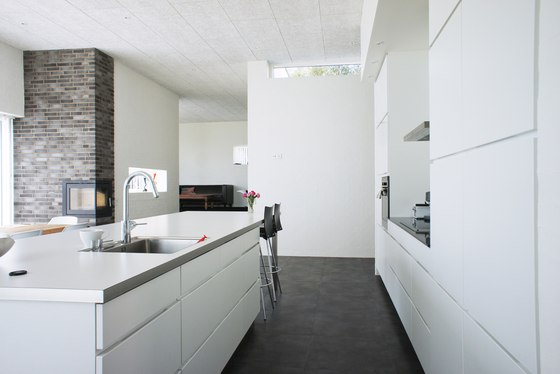 Applications | Privat home Herning von Troldtekt | Deckensysteme