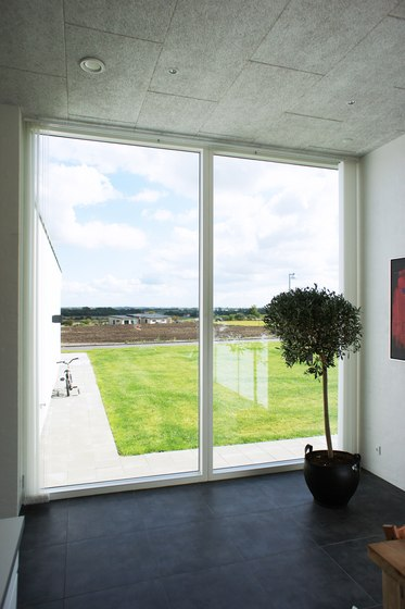 Applications | Privat home Herning by Troldtekt | Ceiling systems