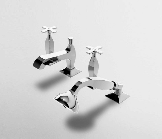 Bellagio ZB1441 by Zucchetti | Bath taps