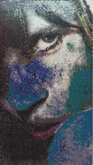 Studio The Look Malice by Mosaico+ | Glass mosaics