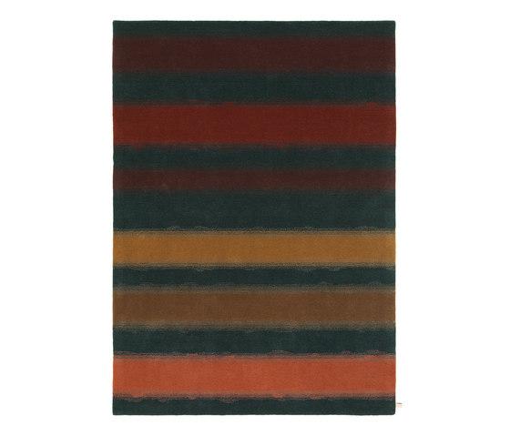 Watercolor Burnt Umber by Kasthall | Rugs / Designer rugs