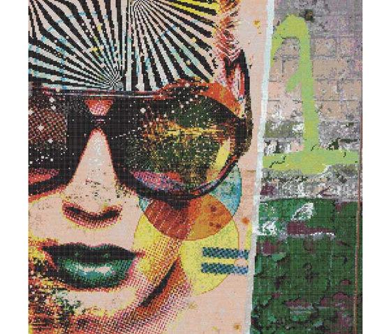 Studio Popster StreetGlasses by Mosaico+ | Glass mosaics