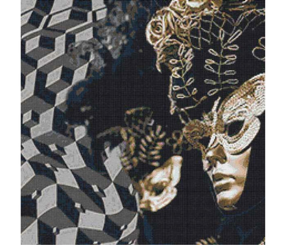 Studio Carneval Black Swan by Mosaico+   Glass mosaics