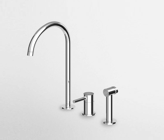 Kitchen ZP6278 by Zucchetti | Kitchen taps