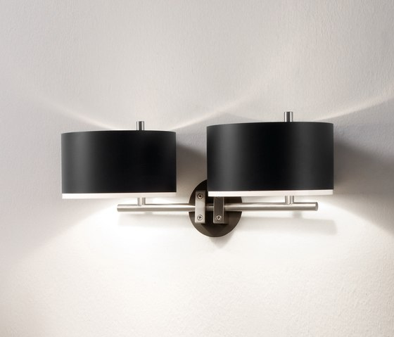 Club A-2 lights wall light by BOVER | General lighting