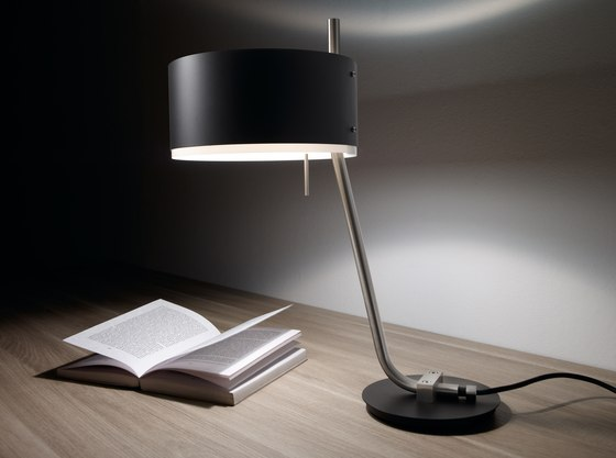 Club-T table lamp by BOVER | General lighting
