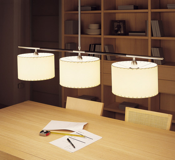 Danona 3 Luces pendant lamp by BOVER | General lighting