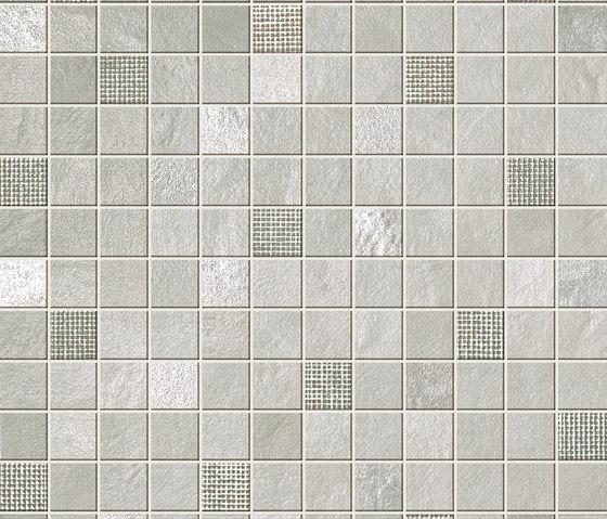 Evolve Ice Mosaico by Atlas Concorde | Ceramic tiles