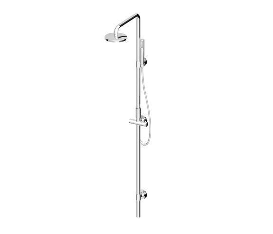 Isyshower ZD1058 by Zucchetti | Shower taps / mixers