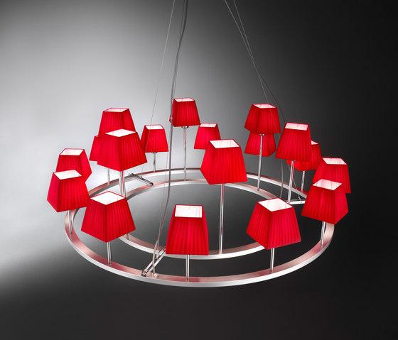 Lampara XVIII pendant lamp by BOVER | General lighting