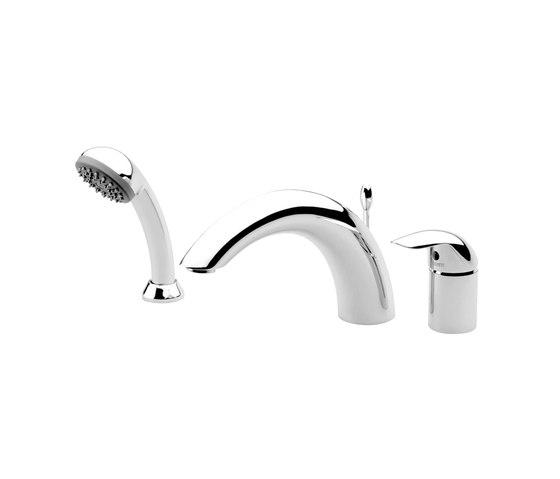 Elfo Z27158 by Zucchetti | Bath taps