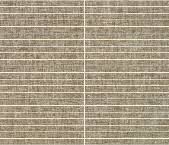 Fibra Canvas Mosaico by Atlas Concorde | Floor tiles