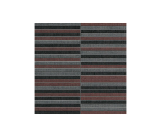Fibra Dark Cold Mosaico by Atlas Concorde | Floor tiles