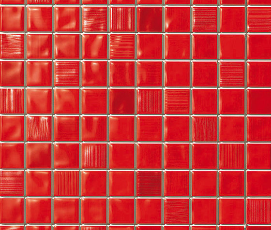 Gioia Vivace Rosso by Atlas Concorde | Wall tiles