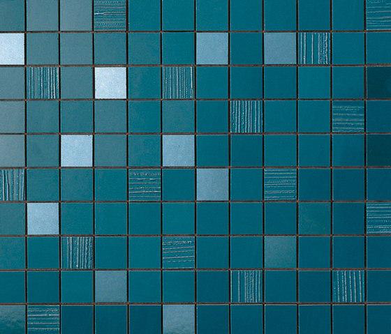 Magnifique Ottanio Mosaico by Atlas Concorde   Ceramic tiles