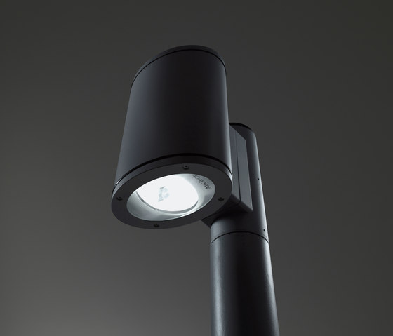 Ellis 2 single light fitting by Arcluce | Street lights