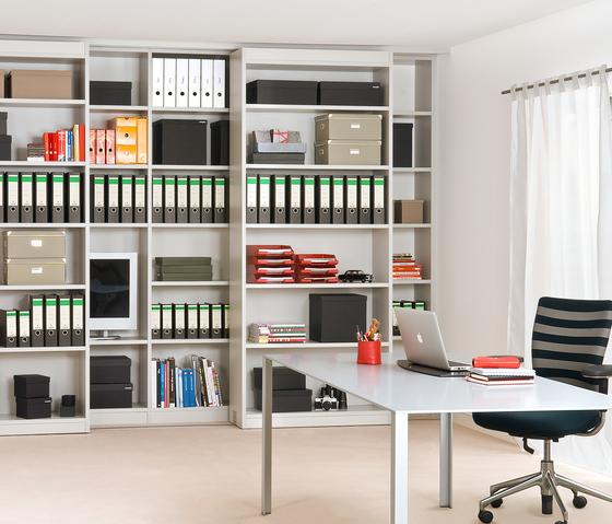 raumplus office von raumplus | Büroregalsysteme