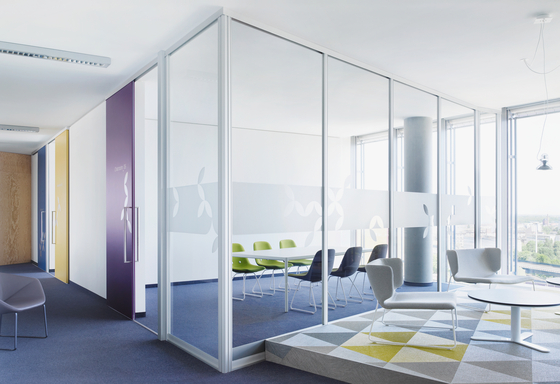 raumplus office by raumplus | Partitions
