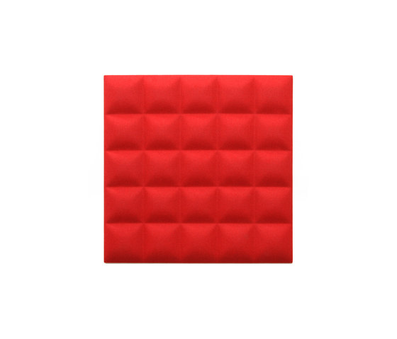 BuzziSkin 3D Tile (25 square) by BuzziSpace | Wall panels