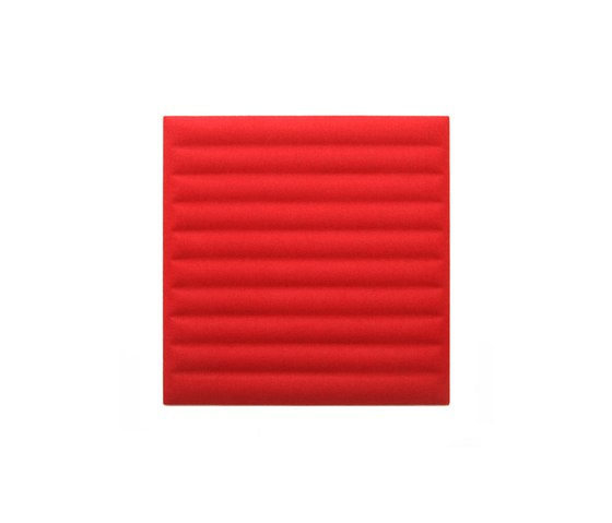 BuzziSkin 3D Tile (rib) by BuzziSpace | Wall panels