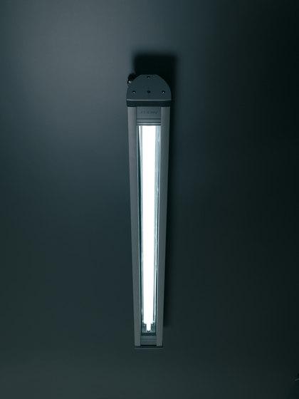 Fila tutta luce di Arcluce   Illuminazione facciate