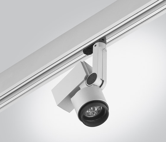 Fobo 1 | lens by Arcluce | Ceiling-mounted spotlights