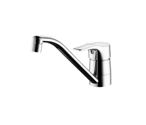 Flat ZX953P by Zucchetti | Kitchen taps