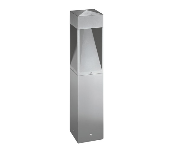 Gothic 110 radial illumination by Arcluce | Bollard lights