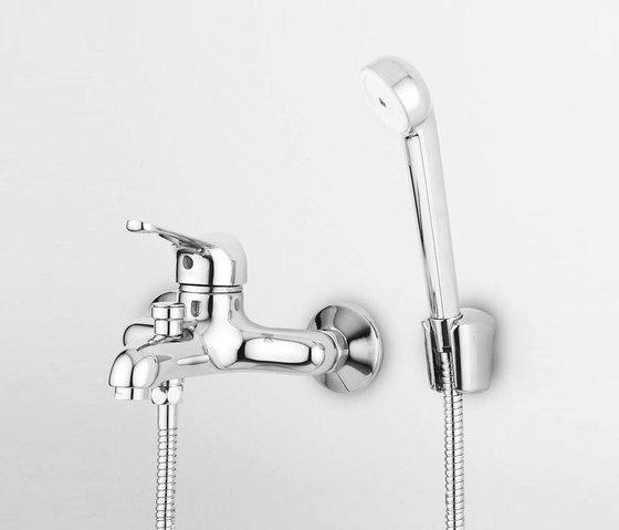Zetamix 1900 Z19165 de Zucchetti | Robinetterie pour baignoire