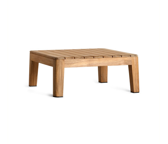 Mood Coffee Table | Teak de Tribù | Mesas de centro de jardín