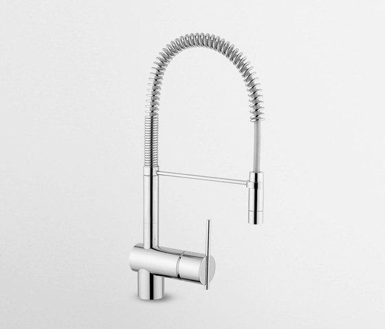Spin ZX3372 by Zucchetti | Kitchen taps