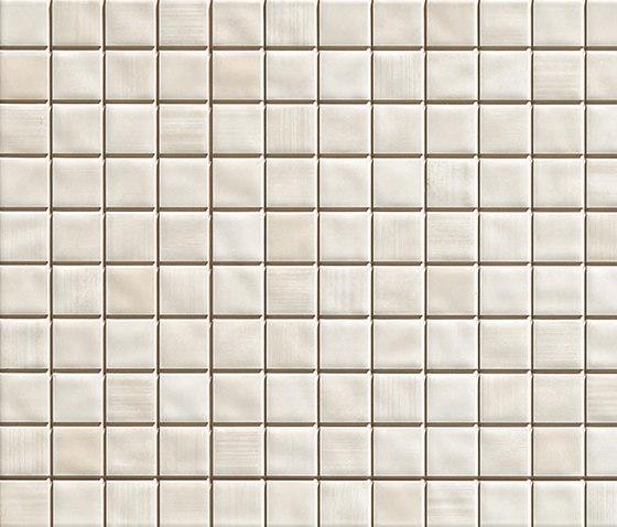 Vivace Avorio by Atlas Concorde | Ceramic mosaics