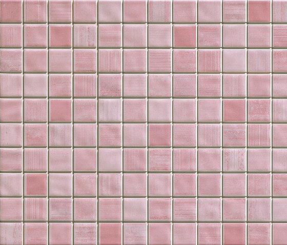 Vivace Rosa by Atlas Concorde | Ceramic mosaics