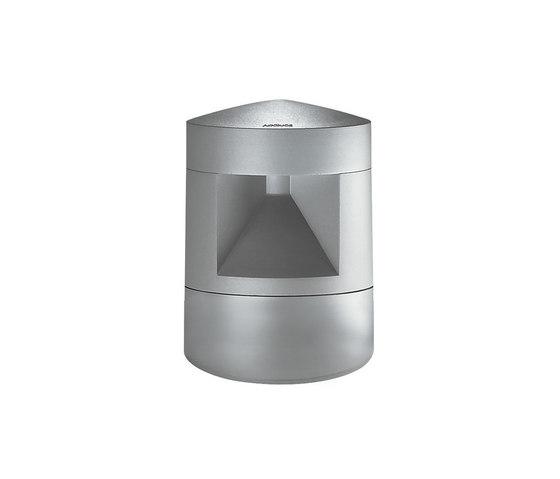 Klou-IK 180 two-way illumination - with decorative glass by Arcluce | Bollard lights