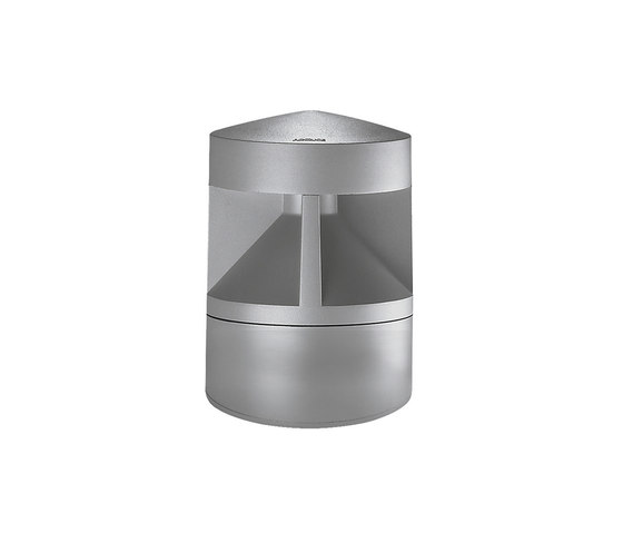 Klou-IK 180 one-way illumination by Arcluce | Bollard lights
