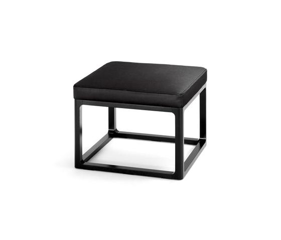 Padded table di Wittmann | Pouf