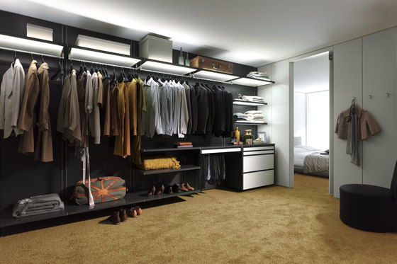 collect by interlübke | Walk-in wardrobes