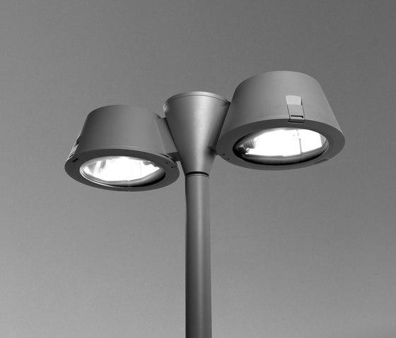 Lester applicazione doppia di Arcluce   Illuminazione stradale