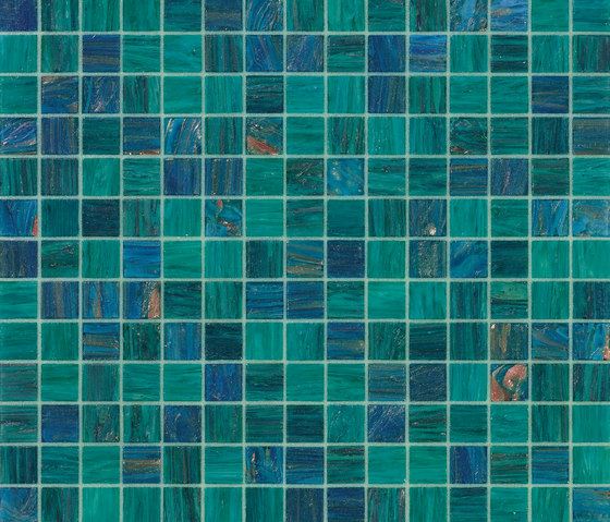 Sequoia by Bisazza | Glass mosaics