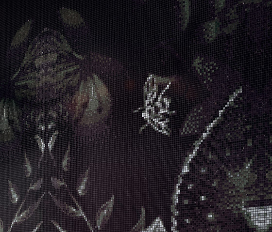 Night Vision by Bisazza | Mosaics