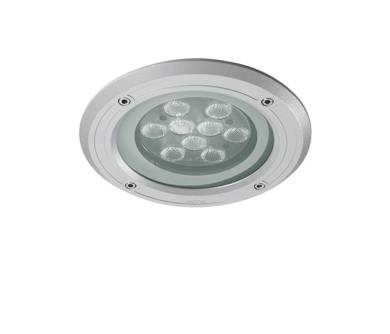 Ray 180 LED de Arcluce | Lámparas exteriores empotrables de techo